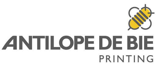 Antilope De Bie Printing Mobile Retina Logo