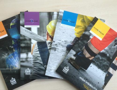 All-in productie van 4 catalogi