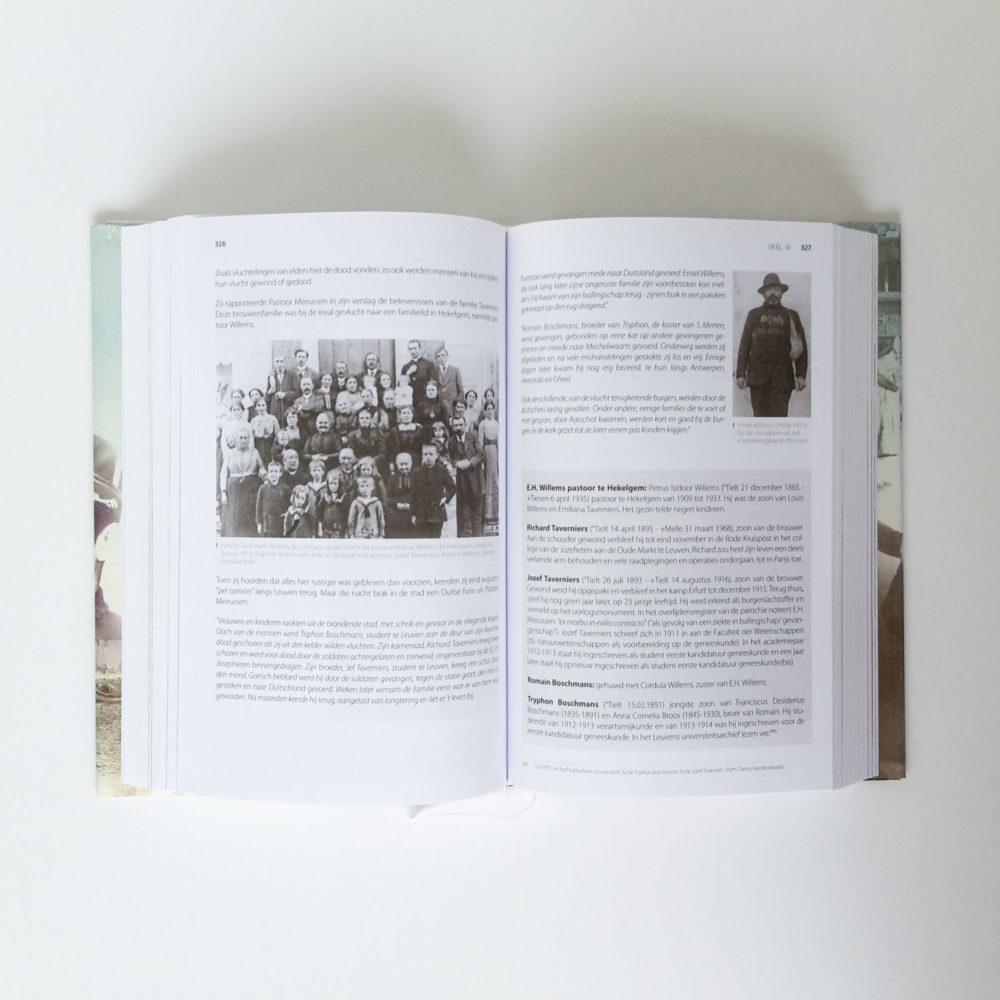 Hardcover met leeslint 7