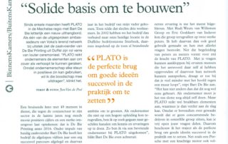 PLATO ambassadeur Bart De Bie
