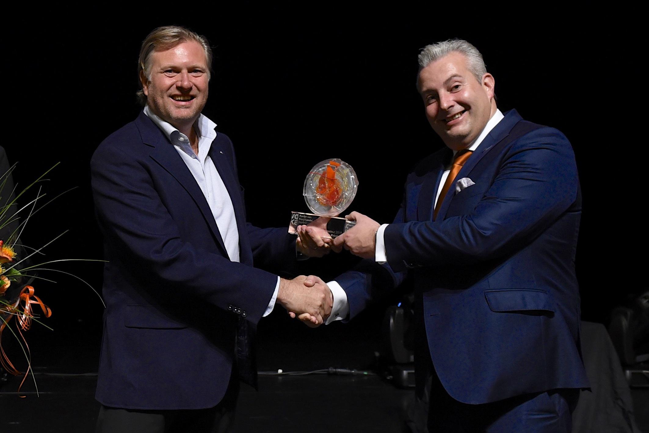 VOKA award ambassadeur