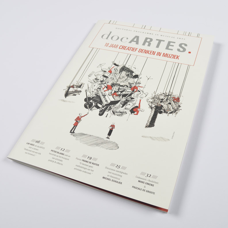 Docartes brochure cover