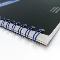 Rexel wire-o boekje