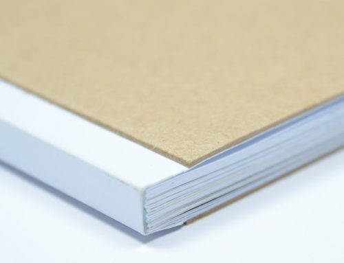 Lasercut cover jaarverslag