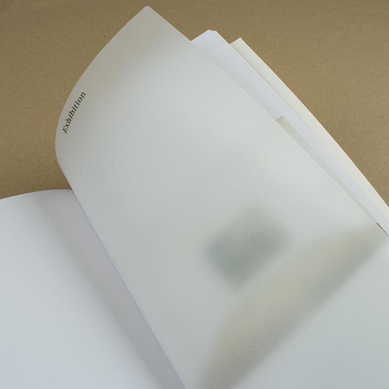 Kunstboek uitvouw kalk 2