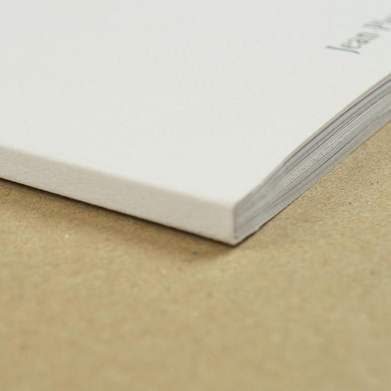 Kunstboek uitvouw kalk