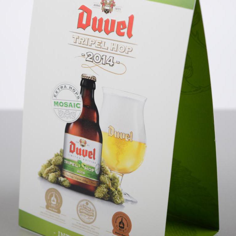 Duvel tabletten met blinddruk 4