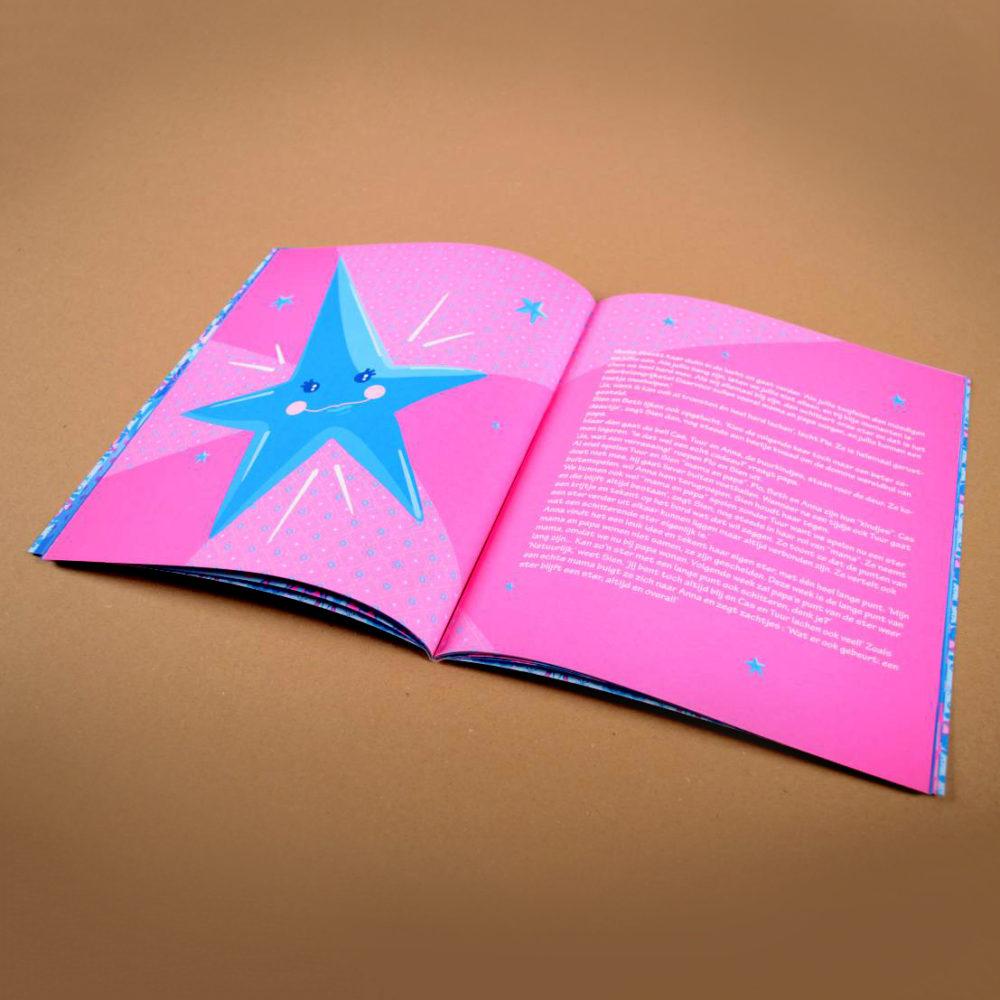 Brochure garenloze binding 3