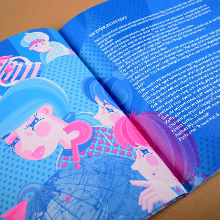 Brochure garenloze binding 2