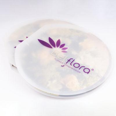 Belflora ronde plastiek met met tabbladen