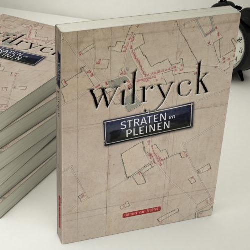 Boek Wilryk Straten En Pleinen cover