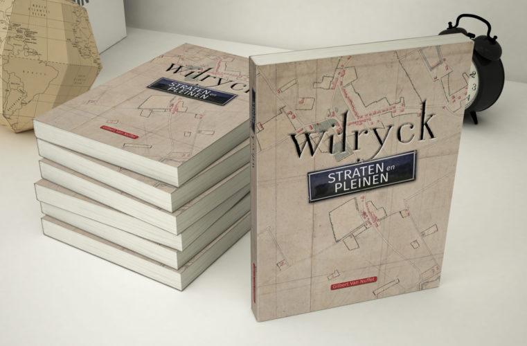 Boek Wilryk Straten En Pleinen cover 2