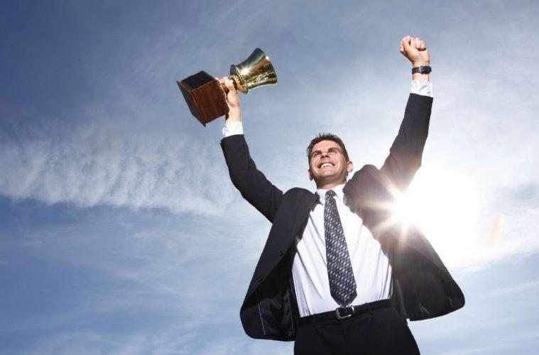Nominatie Trofee van 'Veelbelovend bedrijf'