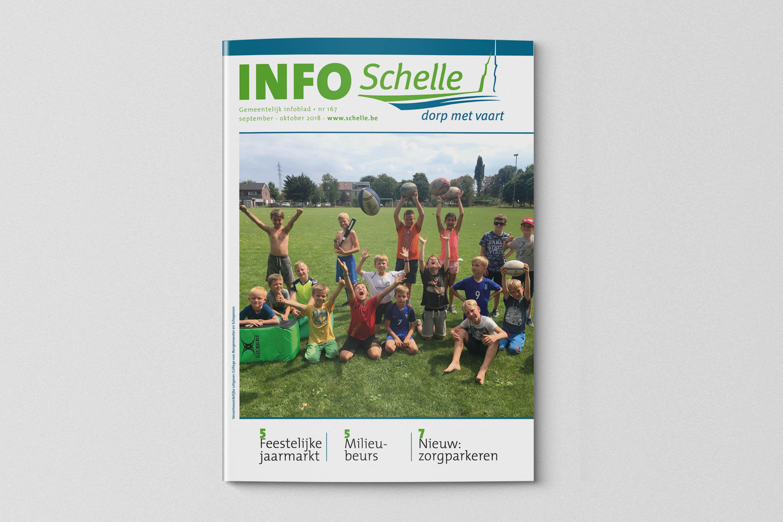 Info Schelle cover