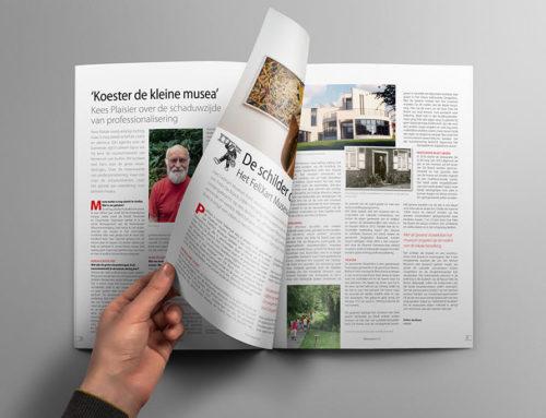 Magazine Museumpeil