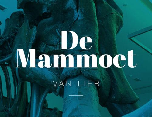 De mammoet van Lier in het nieuwe stadsmuseum
