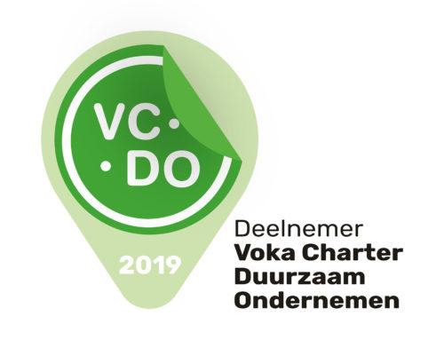 Antilope De Bie gaat voluit voor het Voka Charter Duurzaam Ondernemen